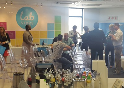 Labstore_Breakfast_Launch1